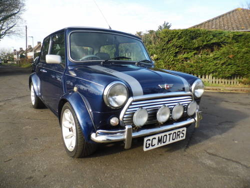 2000 Mini Cooper Works S Sportspack For Sale (picture 1 of 6)