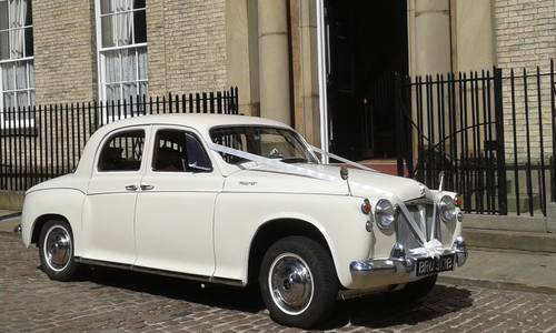 1950's-60's style Rover Wedding Car (1964) Lincoln For ...1950s Cars For Rent