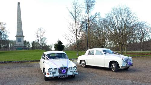 1950's-60's style Rover Wedding Car (1964) Lincoln For Hire (picture 6 of 6)