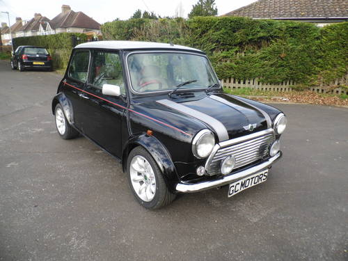 Mini Seven sport 2000 with sport kit For Sale (picture 1 of 6)