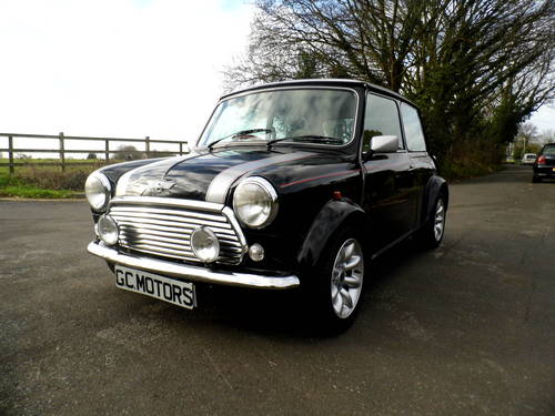 Mini Seven sport 2000 with sport kit For Sale (picture 2 of 6)