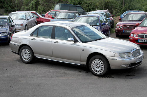 2000 Rover 75 Connoisseur 2.5 V6 For Sale (picture 1 of 1)