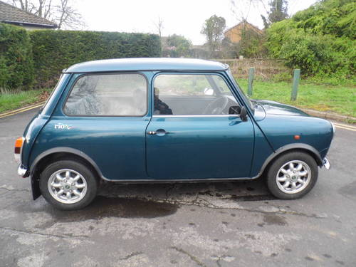 1993 Rover Mini Rio 1300 only 29,000 miles in very good condition For Sale (picture 3 of 6)