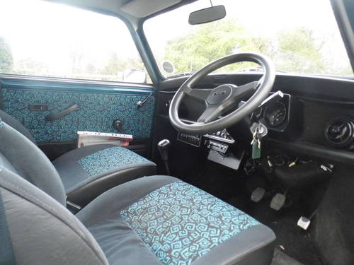 1993 Rover Mini Rio 1300 only 29,000 miles in very good condition For Sale (picture 5 of 6)