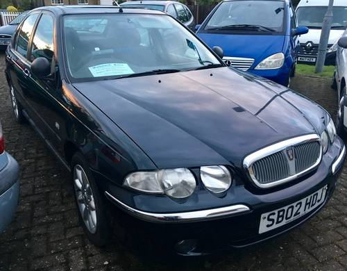 2002 Rover 45 1.6 IS 5dr ideal starter project For Sale (picture 6 of 6)