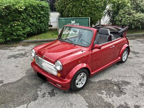 1996 Rover - Mini XN Cabriolet SOLD (picture 1 of 6)