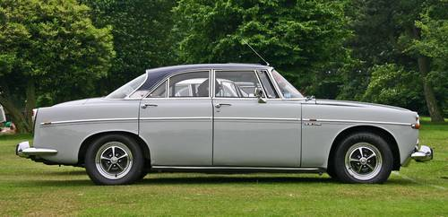 Rover P5B Coupe Wanted (picture 1 of 1)