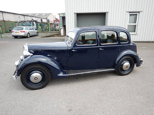 1940 ROVER 10 P2 Sliding Head Saloon  SOLD (picture 1 of 6)