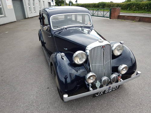 1940 ROVER 10 P2 Sliding Head Saloon  SOLD (picture 2 of 6)