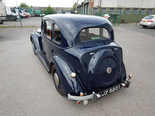 1940 ROVER 10 P2 Sliding Head Saloon  SOLD (picture 4 of 6)