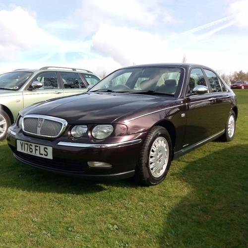2001 Rover 75 2.5 V6 For Sale