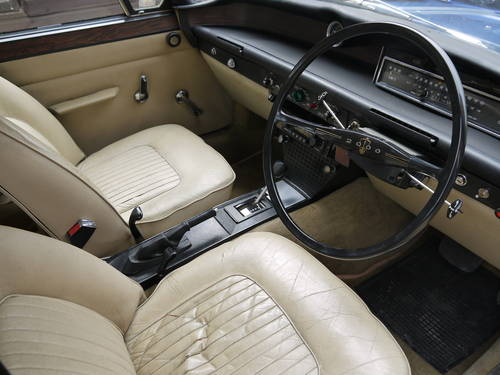 1973 ROVER P6 2000SC SALOON -  EXCELLENT CONDIITON & 58K MILES !! SOLD (picture 4 of 6)