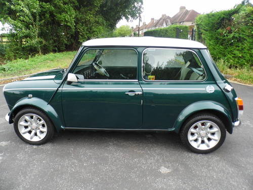 1997 Mini Cooper Sport only 12k SOLD (picture 3 of 6)
