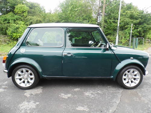 1997 Mini Cooper Sport only 12k SOLD (picture 4 of 6)