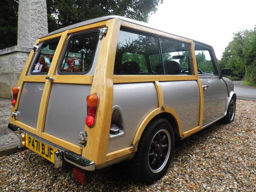 Mini Woody 1996 Prototype For Sale (picture 2 of 6)