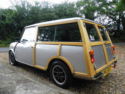 Mini Woody 1996 Prototype For Sale (picture 3 of 6)