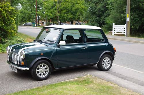 1993 Classic Mini Cooper 13i Spi For Sale Car And Classic