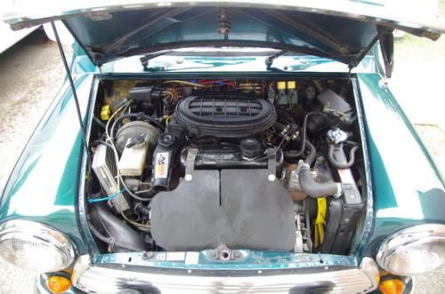 1993 Classic Mini Cooper 1.3i (spi) For Sale (picture 5 of 6)