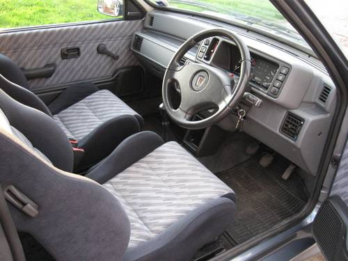 1991 Rover Metro GTi For Sale (picture 4 of 6)