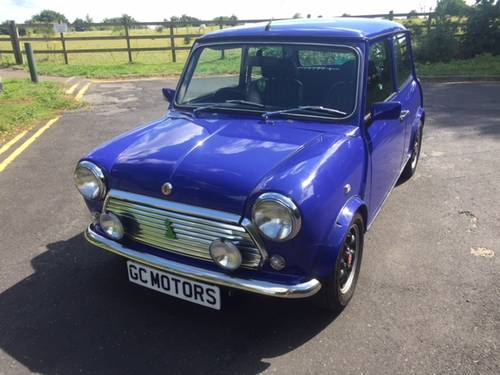 1998 Mini Paul Smith LE in Purple For Sale (picture 2 of 6)
