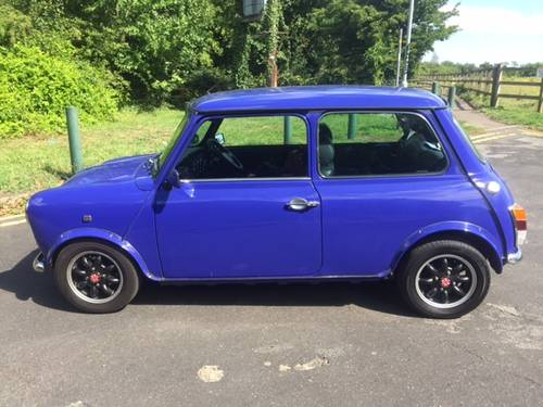 1998 Mini Paul Smith LE in Purple For Sale (picture 3 of 6)