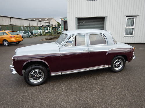 1961 ROVER 80 P4 ~ Manual with Overdrive ~  SOLD (picture 1 of 6)