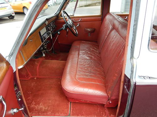 1961 ROVER 80 P4 ~ Manual with Overdrive ~  SOLD (picture 5 of 6)