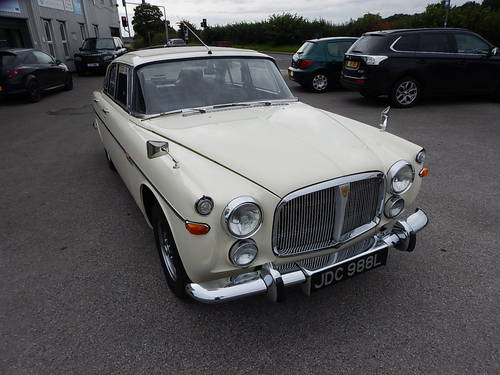 1972 ROVER P5b Coupe 3.5 Litre V8 Automatic  SOLD (picture 2 of 6)