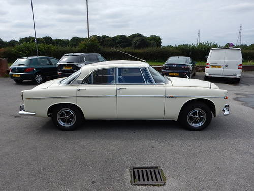 1972 ROVER P5b Coupe 3.5 Litre V8 Automatic  SOLD (picture 3 of 6)
