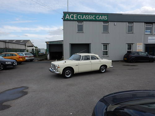 1972 ROVER P5b Coupe 3.5 Litre V8 Automatic  SOLD (picture 6 of 6)