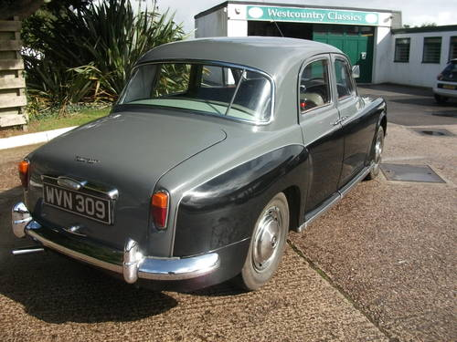 1960 Rover P4 100 with Overdrive! SOLD (picture 4 of 6)