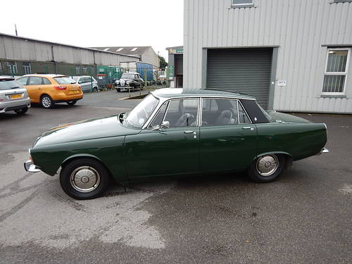 1969 ROVER P6 Series One 3.5 Litre V8 Automatic Saloon ~  SOLD (picture 1 of 6)