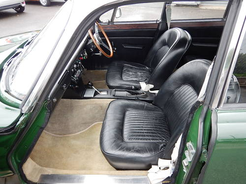 1969 ROVER P6 Series One 3.5 Litre V8 Automatic Saloon ~  SOLD (picture 5 of 6)