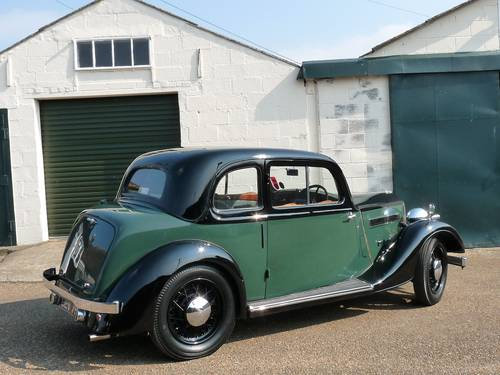 Rover 10 Doctor's Coupe, beautifully restored, SOLD SOLD (picture 2 of 6)