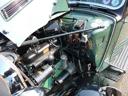 Rover 10 Doctor's Coupe, beautifully restored, SOLD SOLD (picture 4 of 6)