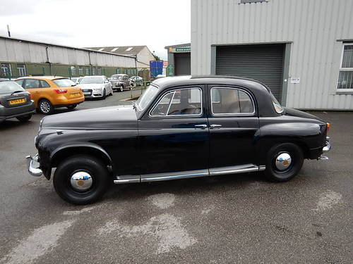 1955 ROVER 75 P4 ~ Manual with Freewheel ~  SOLD (picture 1 of 6)