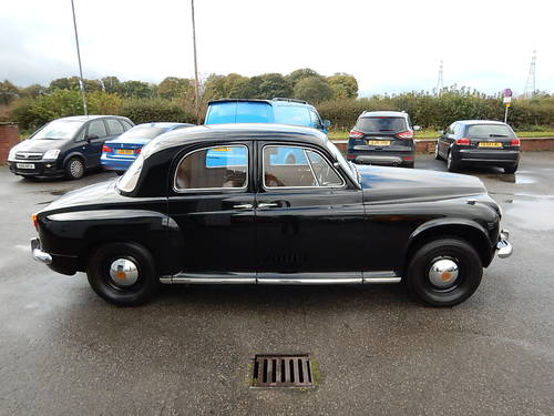 1955 ROVER 75 P4 ~ Manual with Freewheel ~  SOLD (picture 3 of 6)