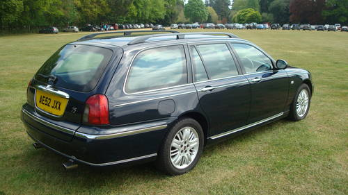 2002 Rover 75 Diesel Club SE Tourer SOLD (picture 3 of 6)