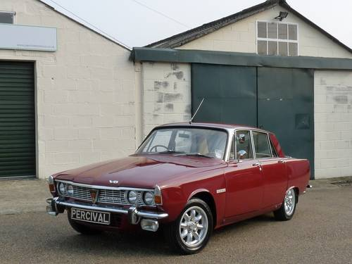 1970 Rover 3500 series 1, SOLD SOLD (picture 5 of 6)