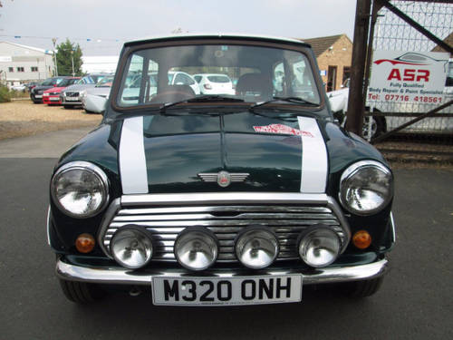 1994 M ROVER MINI 1.3 COOPER MONTE CARLO For Sale (picture 2 of 6)