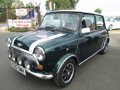 1994 M ROVER MINI 1.3 COOPER MONTE CARLO For Sale (picture 3 of 6)