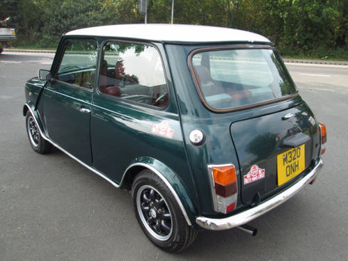 1994 M ROVER MINI 1.3 COOPER MONTE CARLO For Sale (picture 4 of 6)