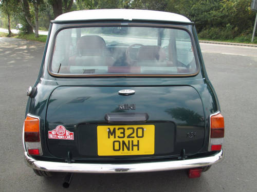 1994 M ROVER MINI 1.3 COOPER MONTE CARLO For Sale (picture 5 of 6)