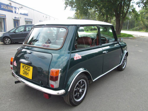 1994 M ROVER MINI 1.3 COOPER MONTE CARLO For Sale (picture 6 of 6)