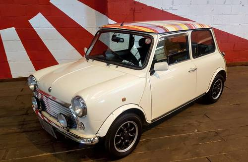 1998 MINI PAUL SMITH 1300 * 1 OF 1800 MADE LOW MILES For Sale (picture 1 of 6)