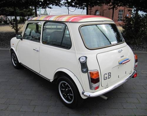 1998 MINI PAUL SMITH 1300 * 1 OF 1800 MADE LOW MILES For Sale (picture 2 of 6)