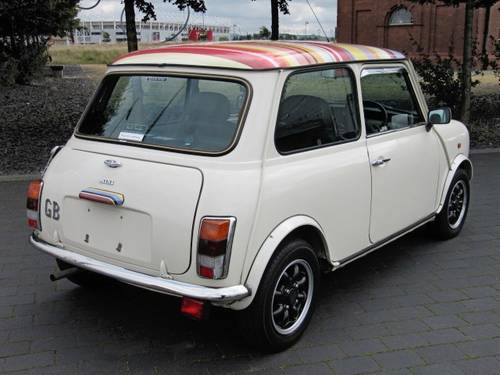 1998 MINI PAUL SMITH 1300 * 1 OF 1800 MADE LOW MILES For Sale (picture 3 of 6)