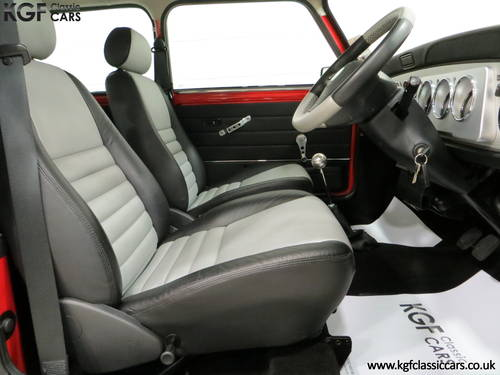 2001 A Collectable Rover Mini Cooper Sport 500 with 5,791 Miles SOLD (picture 6 of 6)