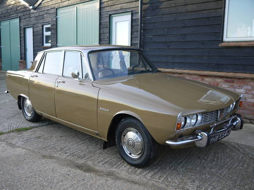 1970 WANTED ROVER P6 2000 OR 2200 AUTO OR MANUAL Wanted (picture 1 of 1)
