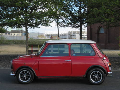 1995 ROVER MINI COOPER MONTE CARLO * ONLY 27111 MILES For Sale (picture 1 of 6)